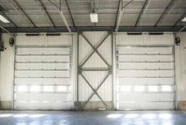 Porte de garage indistrielle