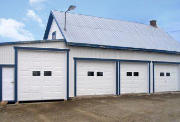 Portes de garage agricole